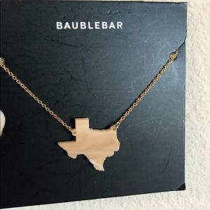 🇺🇸 Baublebar Texas pearl necklace